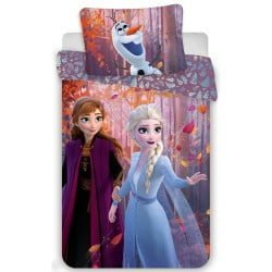 Disney Frozen Ice Magic voodipesukomplekt 140x200 cm