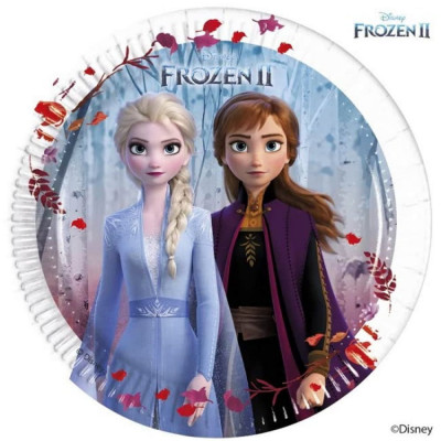Disney Frozen Ice Magic pabertaldrikud