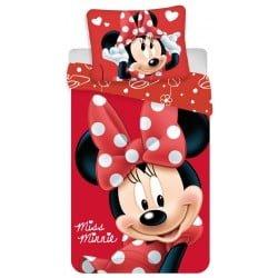 Disney Minnie voodipesukomplekt 140x200 cm