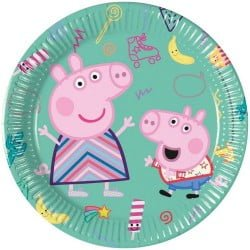Peppa Pig pabertaldrikud