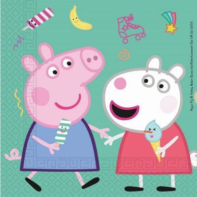 Peppa Pig salvrätikud