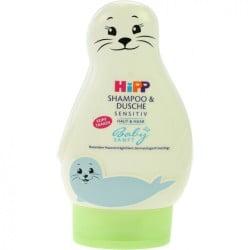 Hipp Babbysanft šampoon ja duššigeel 6026