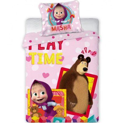 Masha ja Karu voodipesukomplekt