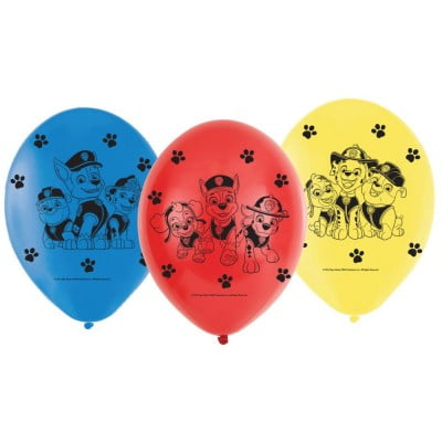 Paw Patrol õhupallid
