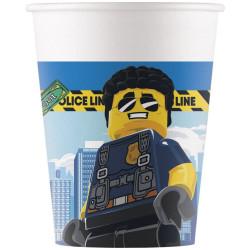 Lego City pabertopsid