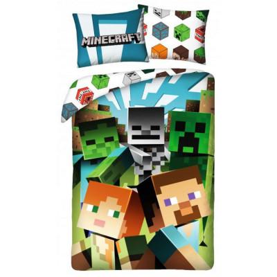 Minecraft voodipesukomplekt